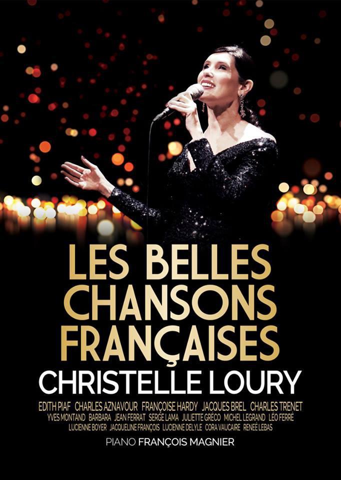 Concert Christelle Loury - Le 24 et 25 mars 2018