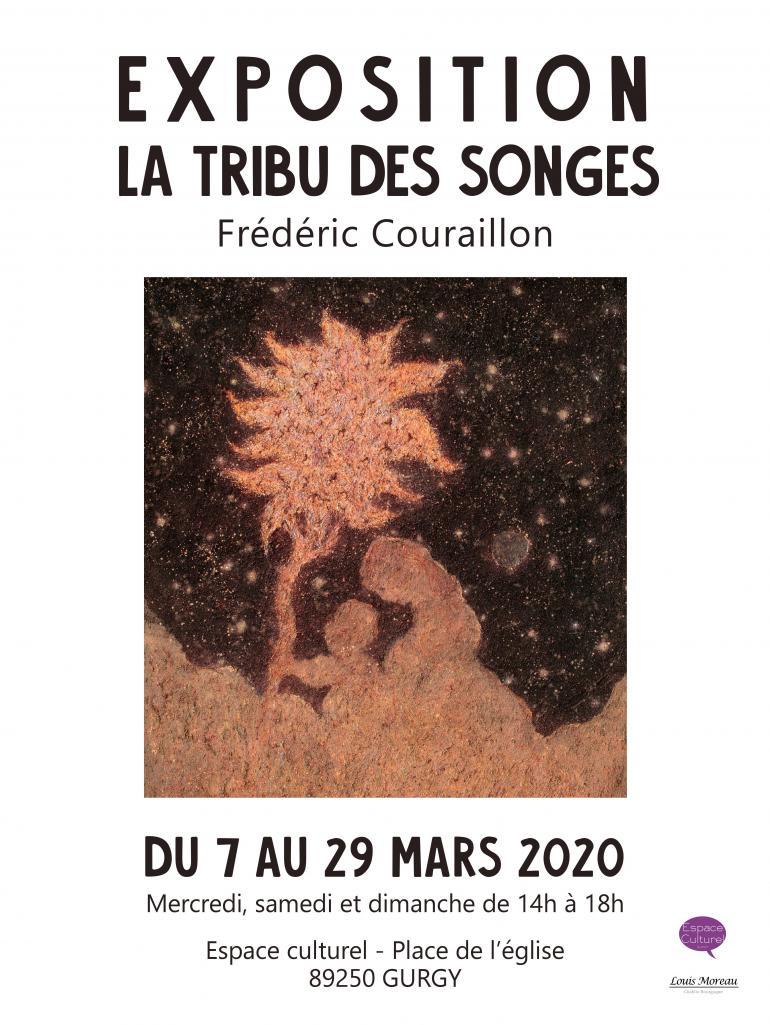 Exposition de Frédéric Couraillon