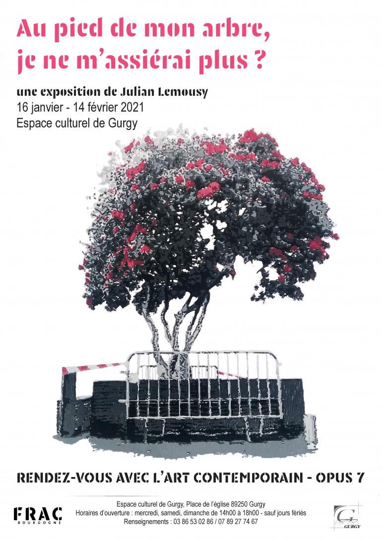 Exposition de Julian Lemousy (gravures sur bois)