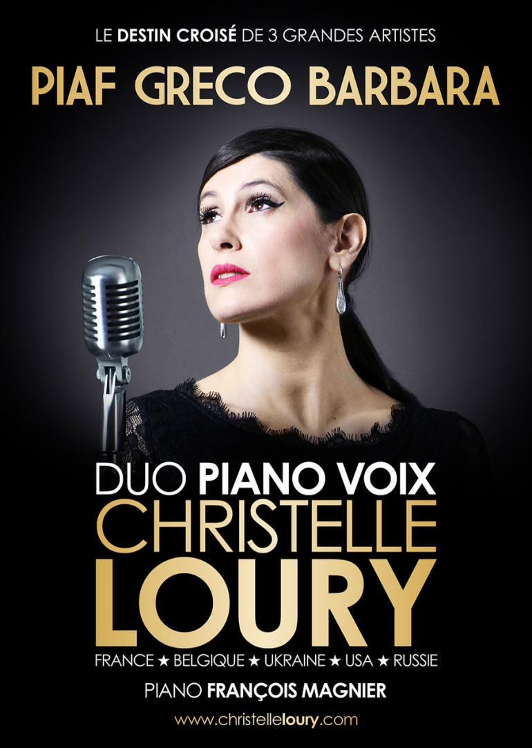 Concerts de Christelle Loury à Gurgy