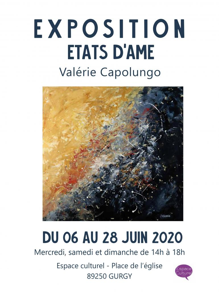 Exposition de Valérie Capolungo