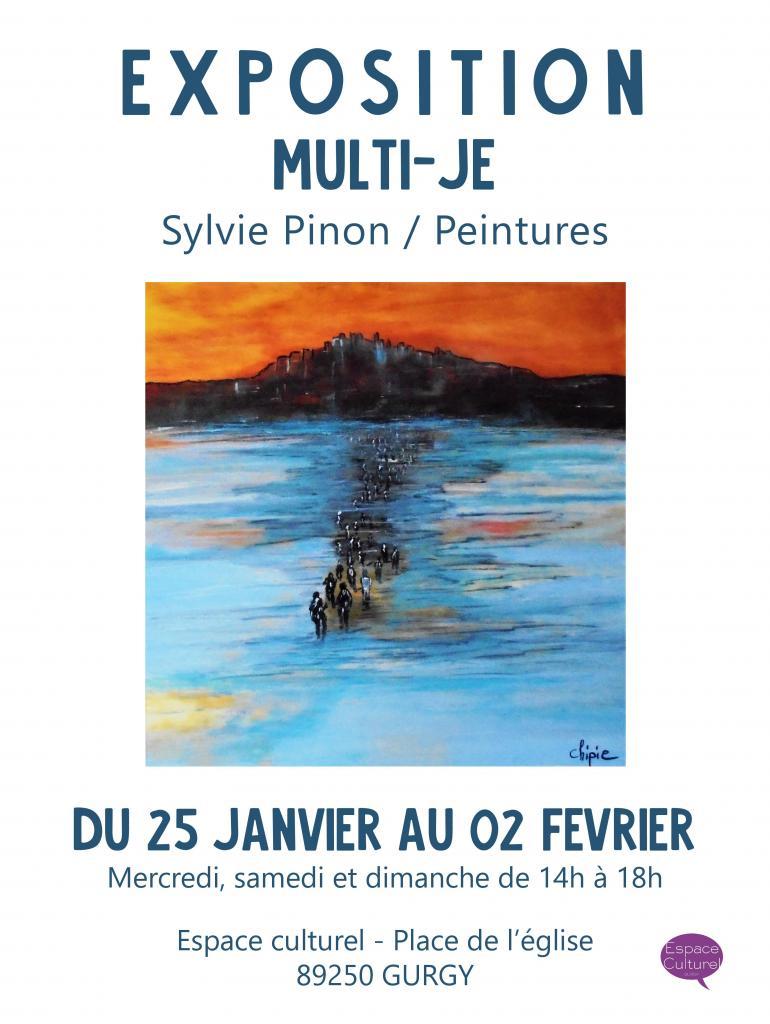 Exposition de Sylvie Pinon