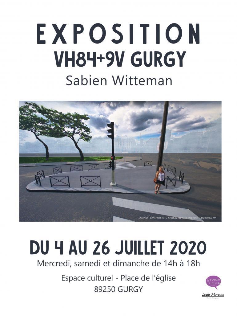 Exposition Sabien Witteman
