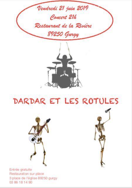 Fête la musique - Restaurant de la Rivière